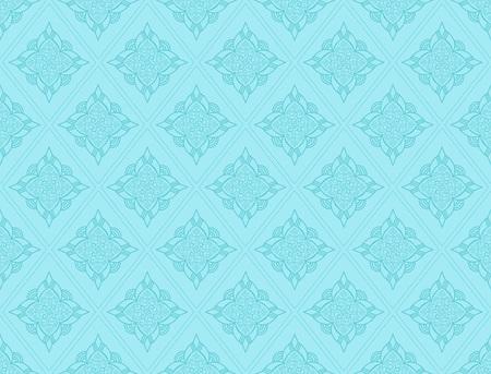 Seamless pattern for kurta pajamas - traditional clothes in Pakistan, Afghanistan, Tajikistan, Bangladesh, India, Nepal and Sri Lanka. Kurta-pajama ikat tribal art.  Ethnic ornament for fabric. Zdjęcie Seryjne - 102586012