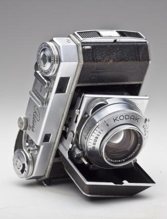 Kodak Vintage Retina Camera Imagens