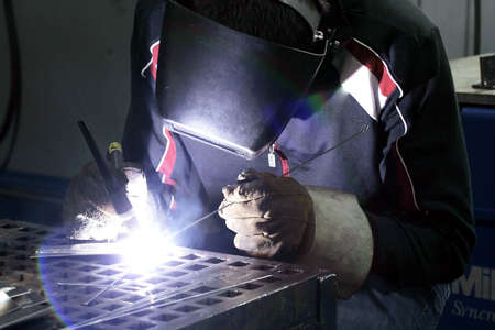 soldador: Tunsten soldadura de gas inerte