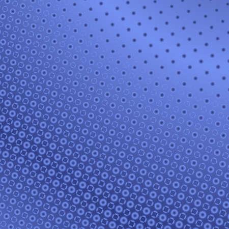 Blue spotty background Stock Photo