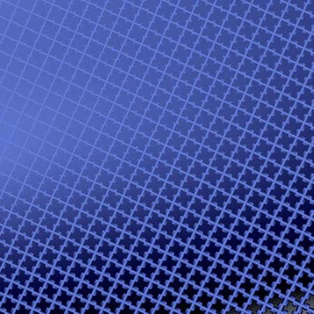 glazed: Blue mesh background Stock Photo