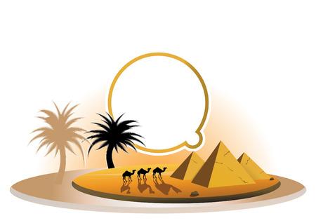 piramide humana: egipcio