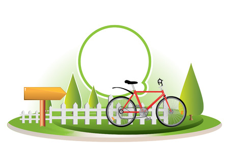bicycle Stock Vector - 6015002