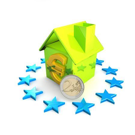 sale house Stock Photo - 6297788