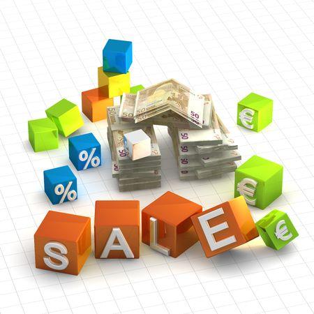 sale Stock Photo - 6297789