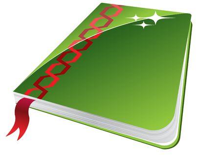 green book Illustration