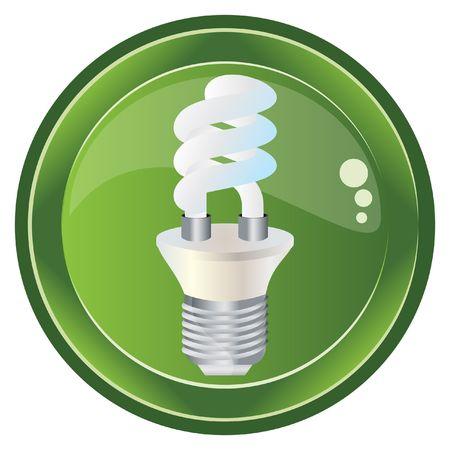 energy saving Stock Vector - 6635666