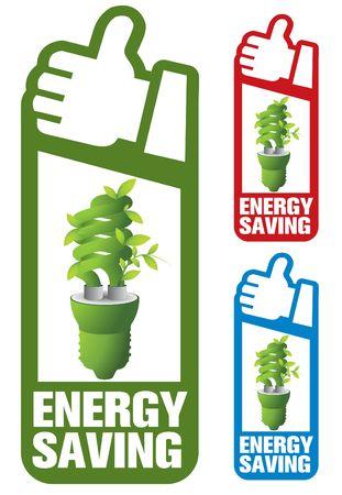 save the planet: energy saving