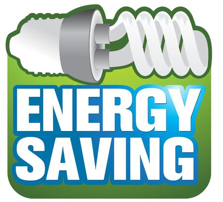 energy saving Stock Vector - 6635663