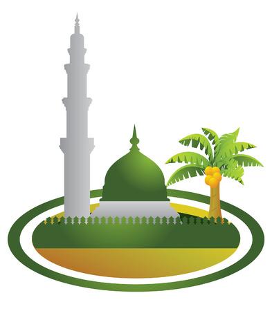 mosque Stock Vector - 6974459