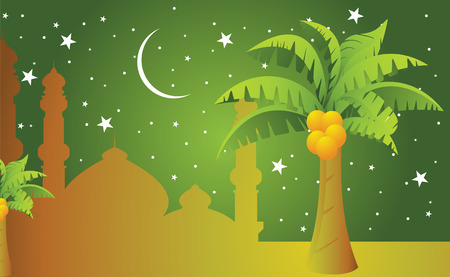 illustrative: mosque Illustration