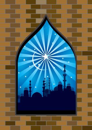 mosque Stock Vector - 7489681
