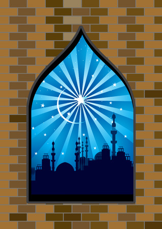 mosque Stock Vector - 7489681