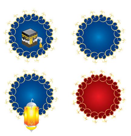 relegion: kaaba Illustration