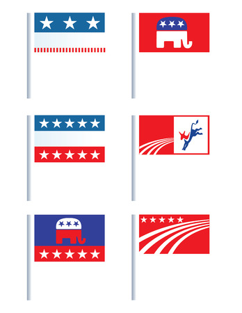 senate: U.S. elections Illustration