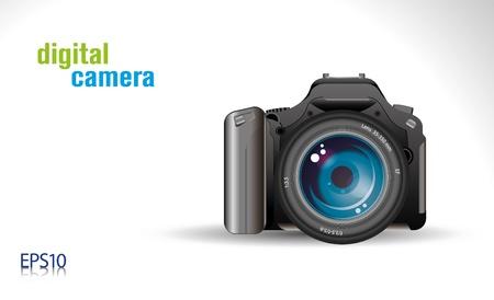 photocamera: digital camera