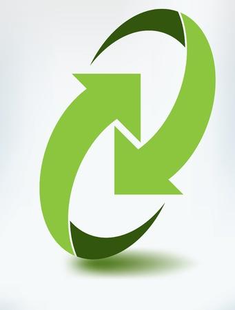 recycle reduce reuse: icono de la Papelera