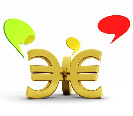 Economic crisis of the European currency