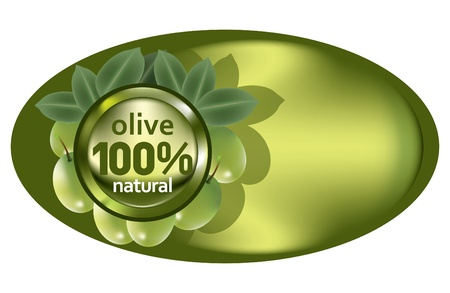 olive button