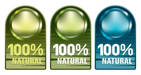 natural button