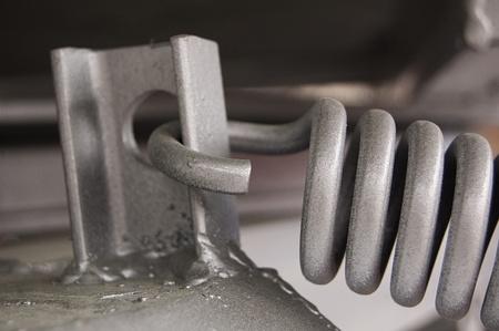 iron spring Stock Photo - 12002340