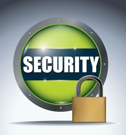 secure site: security button