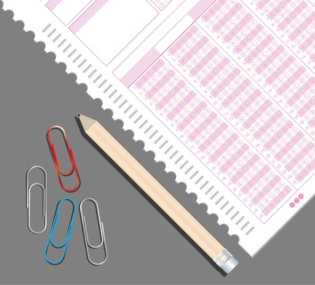 examination paper Vector