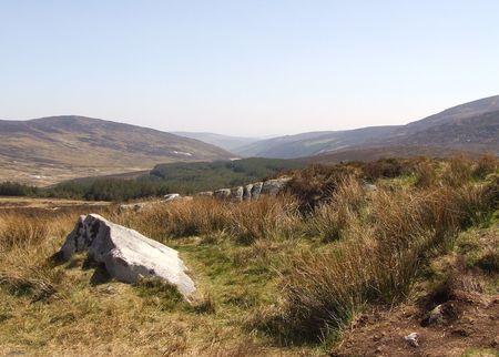celts: Wicklow Mountains, Ireland