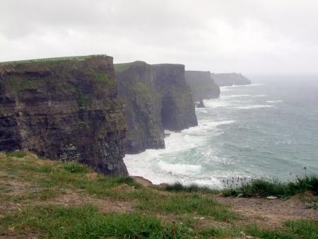 Cliffs of Moher, Ireland photo