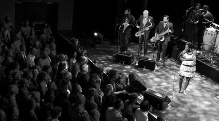 jones: Sharon Jones and the Dap Kings in Concert