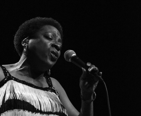 sharon: Sharon Jones and the Dap Kings in Concert