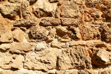 kibris: Old historic Salamis Ruins theater