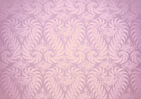 Classical luxury old fashioned damascus ornament, royal victorian texture for wallpapers, textile, wrapping. Exquisite floral baroque template design. Damask pattern background.