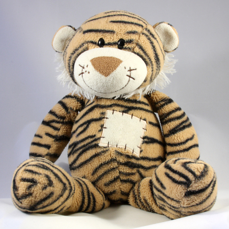Tiger cub: cachorro de tigre del juguete de los ni�os