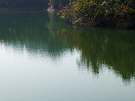 Chinas Zhejiang Province, Chunan County, Qiandao Lake scenery Stock Photo
