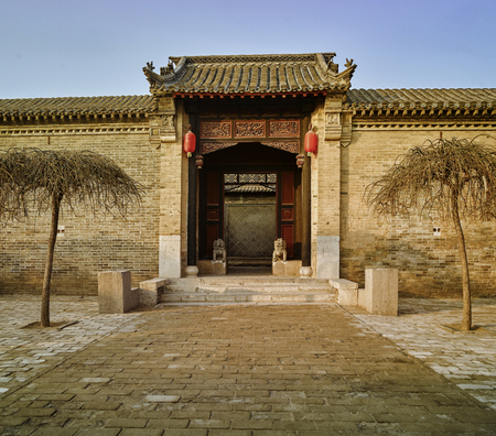 Chinese in Shandong Province, Binzhou City, Huimin County, the manor