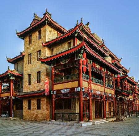 hebei: Shijiazhuang City, Hebei Province, Chinese, Zhuoda Sun City, Tang Town