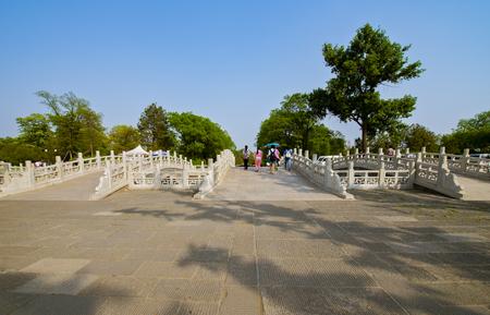 spot: Jinci scenic spot