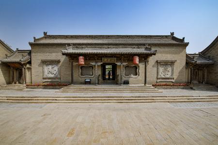 Jinzhong, 山西, 中国、しばしばホーム マナー石アカデミー 報道画像