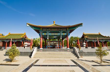 Xinjiang, China, Hami, Hami, back to the palace Stock fotó - 81679869