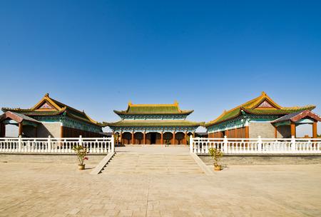 Xinjiang, China, Hami, Hami, back to the palace