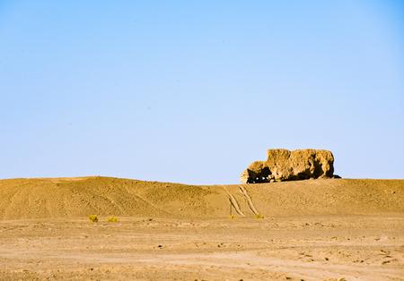 inner mongolia: Inner Mongolia Heicheng Historic Site