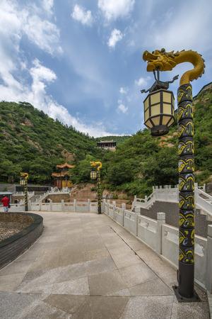 China Hebei Zhangjiakou City at Chicheng County