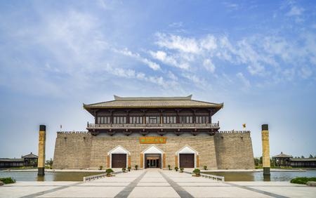 China Hebei, Handan City, Linzhang County, the City Museum