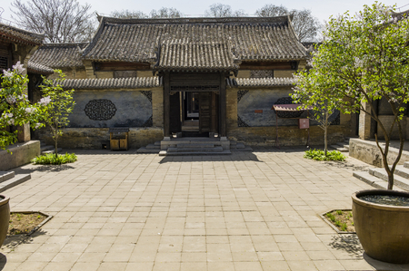 hebei: Yaoshan wangshi manor, Baoding City, Shunping County