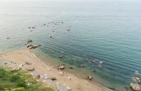 Shandong, Yantai, Penglai, Penglaige, China