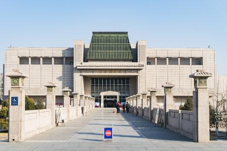 Xuzhou Museum, Jiangsu, Xuzhou, China.