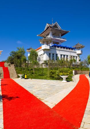 Bailu Hot Spring Hotel,Shijiazhuang City, Hebei Province, China 新闻类图片