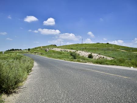 Highway scenery Stock fotó - 108820483