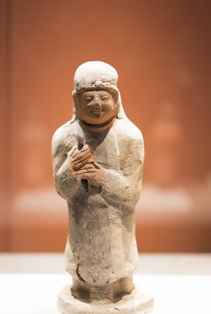 Painted pottery, also known as burnt-painted pottery, is a long-established ceramic art at  Datong Museum. Editöryel